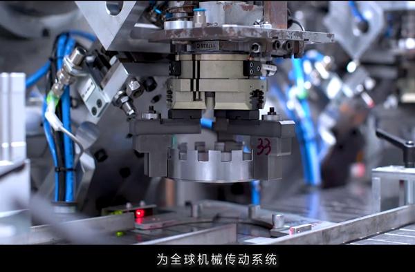 机械zhi造行ye―宣传片