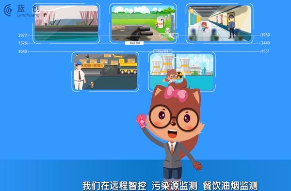 高新ji术行业―二维动画